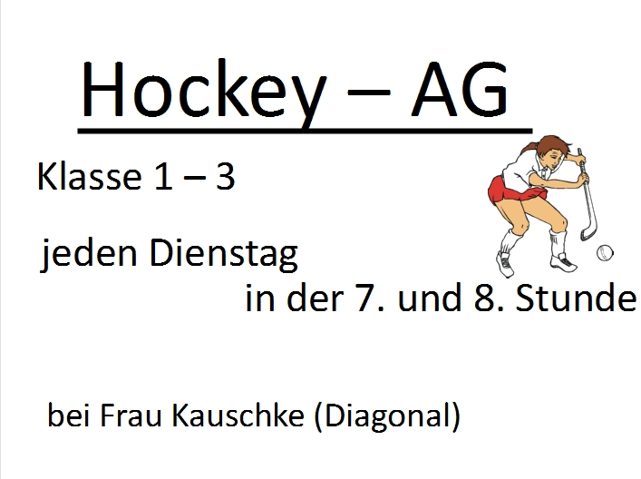 Hockey-AG Header